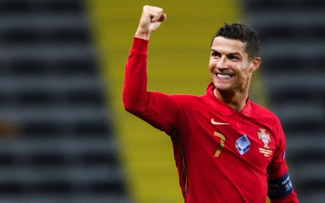 Cristiano Ronaldo in Nazionale