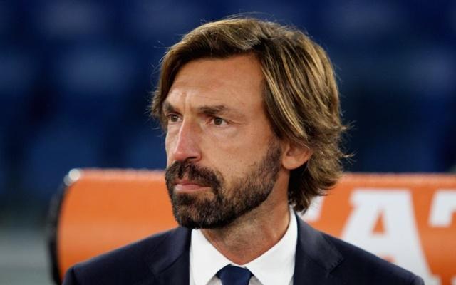 Andrea Pirlo obiettivi Juve